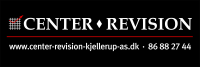 Center Revision Kjellerup logo